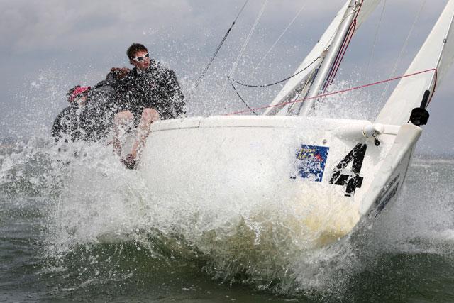 Royal Southern YC crew wins inter-club challenge