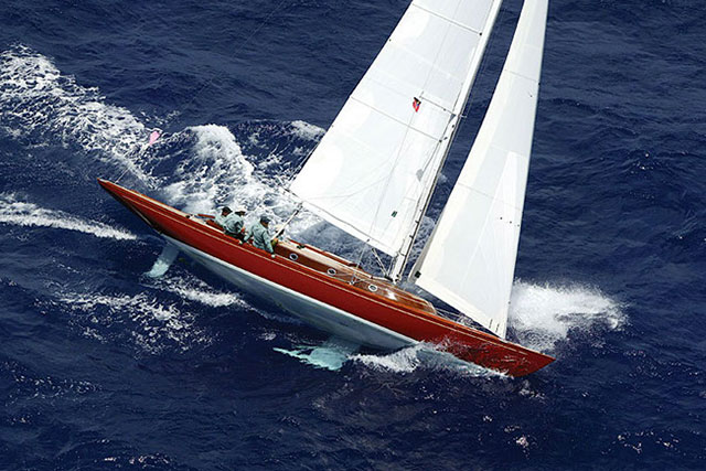 The Spirit 46 - Spirit Yachts produce a range of sizes up to a 70-footer.