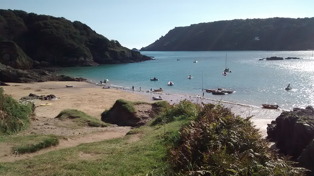 Stay and sail Salcombe