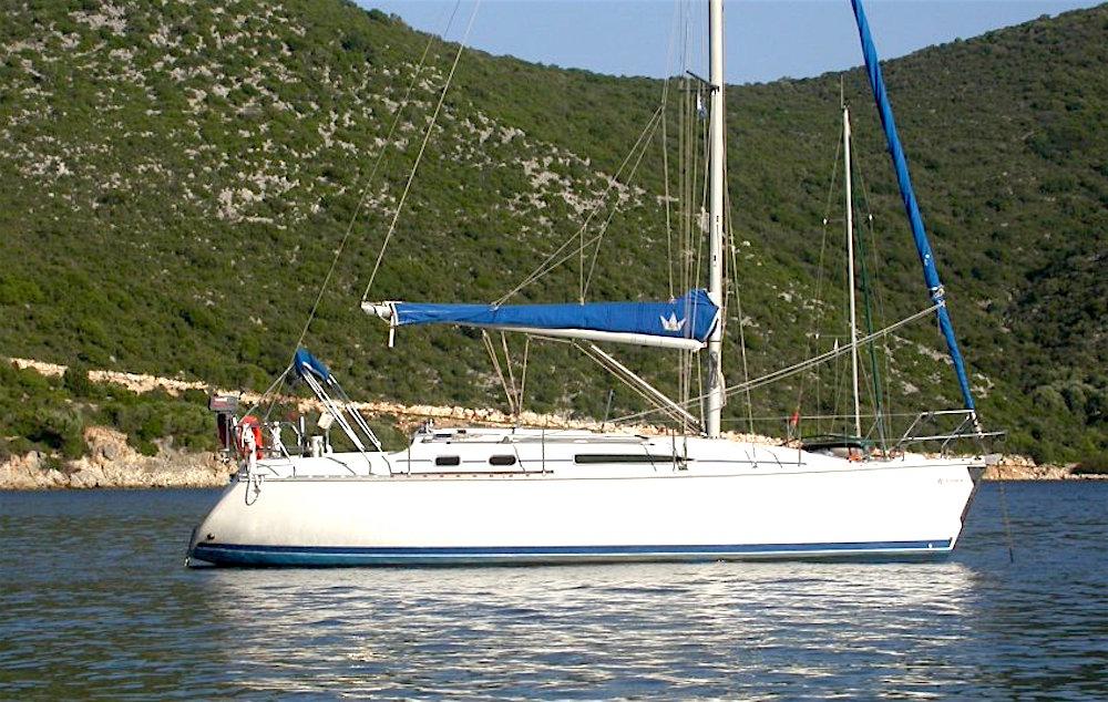 Jeanneau Sun Odyssey 34.2: shoal draught yachts