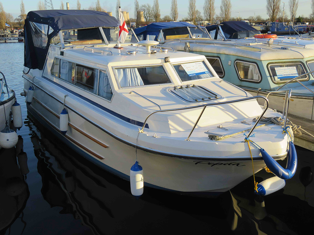 The Crick Boat Show is to host a new section dedicated to affordable fibreglass boats.