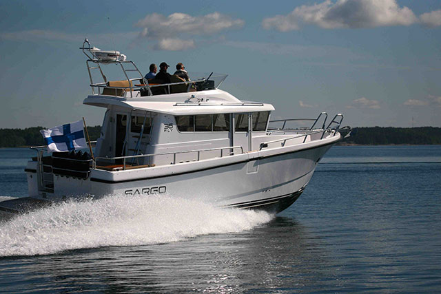 Finland's Minor Offshore is renamed Sargo