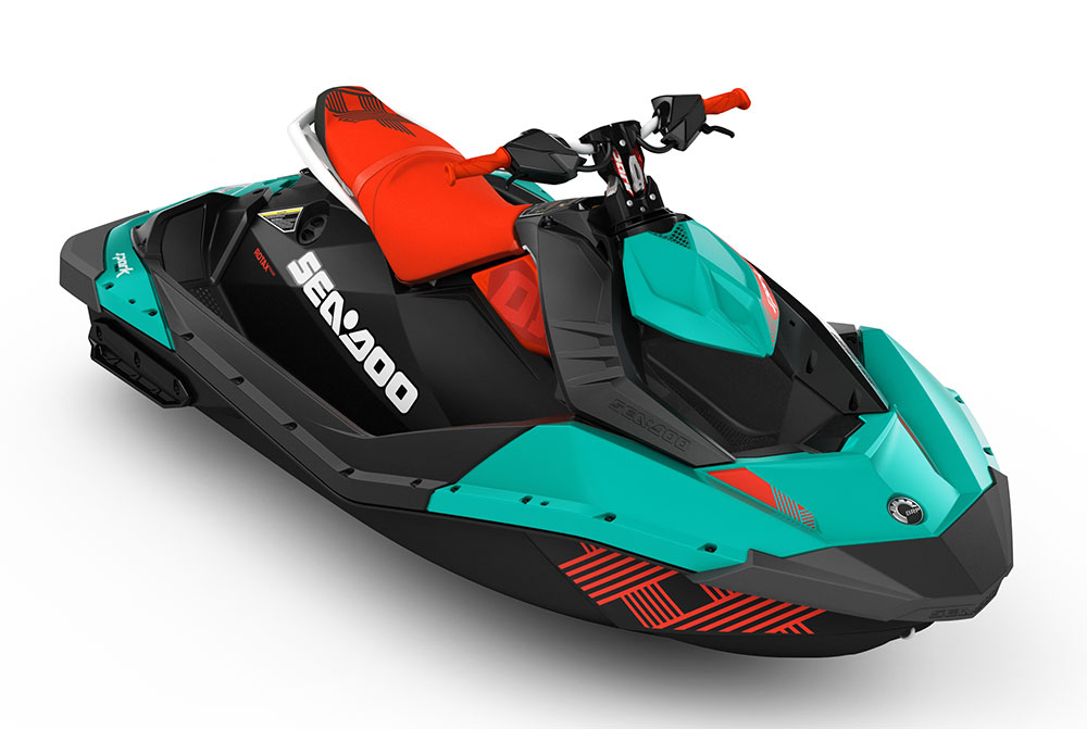 New BRP watercraft range for 2017