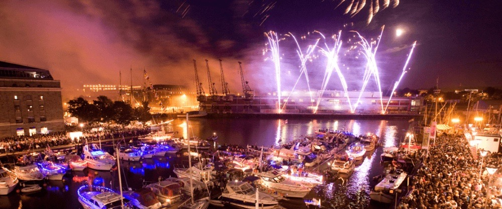 The new Western Boat Show will piggyback Bristol's excellent Harbour Festival.
