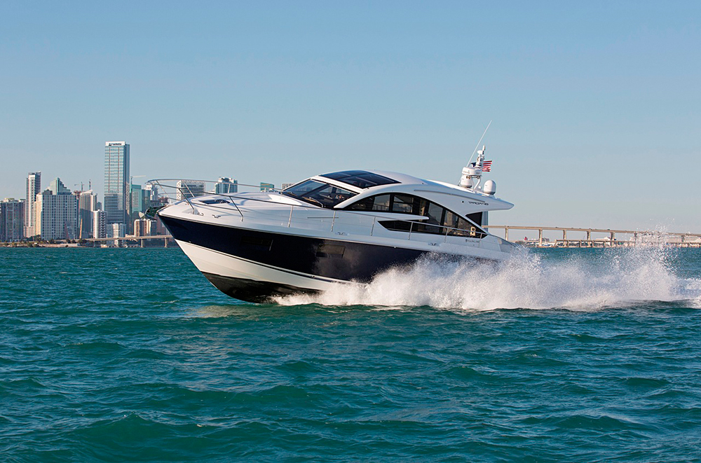 Russian backers revive Fairline