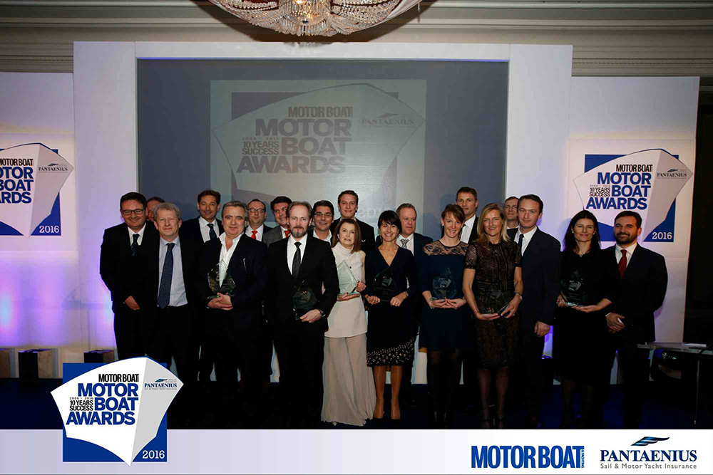 Motor Boat Awards winners
