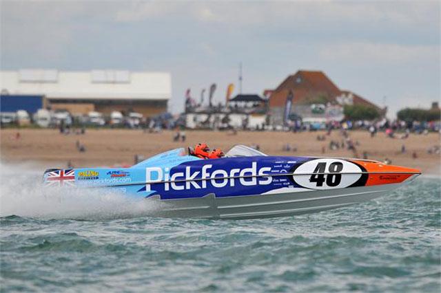 Stoneman wins in Eastbourne