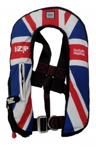 Union Jack lifejacket cover from SeaSafe