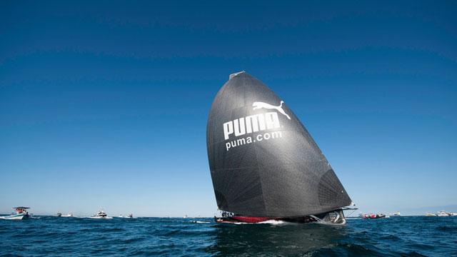 Puma wins Leg 5 of the Volvo Ocean Race