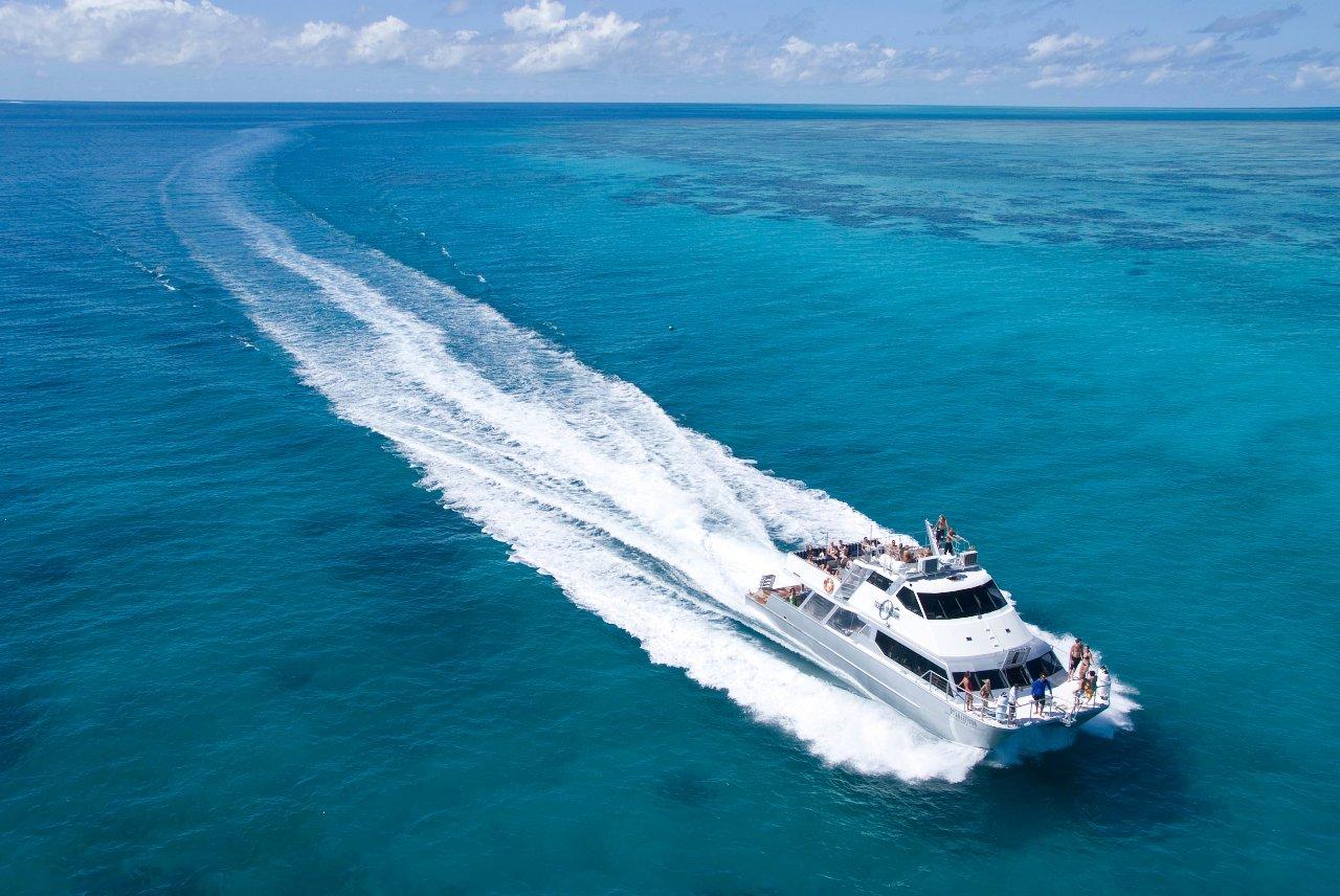 Superyachts Whitsundays