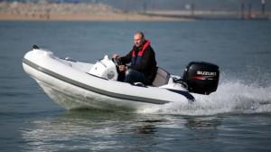 Raymarine on board for National Used RIB Show