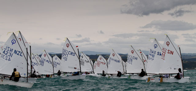 Optimists flock to New Zealand