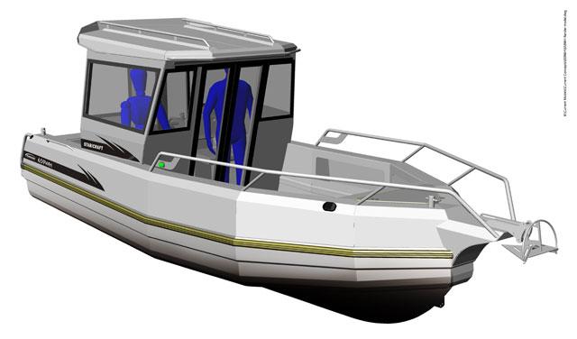 Stabicraft fleet heads for Alaska