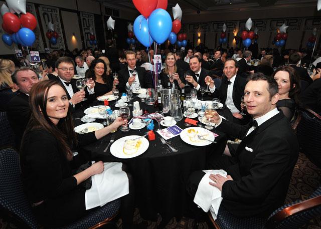 RYA Powerboat Racing Awards presented