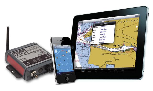 Digital Yacht wins DAME Award