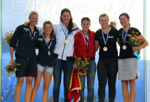 Two more medals for Team GBR in Perth