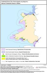 Welsh Marine Conservation rethink