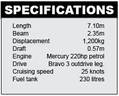 Yuka 700 Classic Specifications