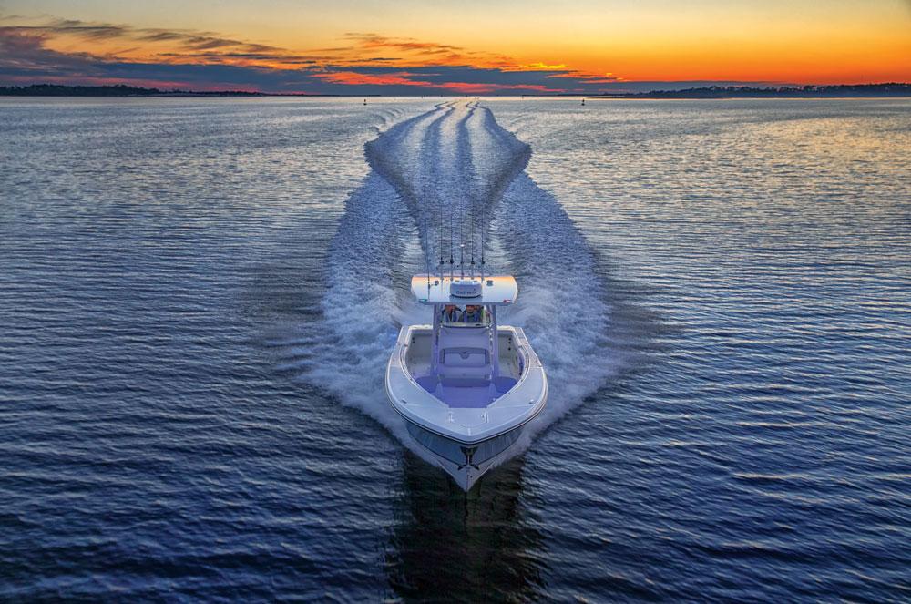 Identifying boat types