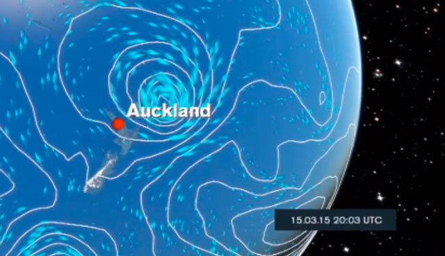 """Climate change: """"Expect more extreme cyclones"""""""