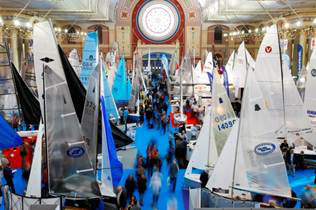 Dinghy Show set to showcase best in dinghy sailing