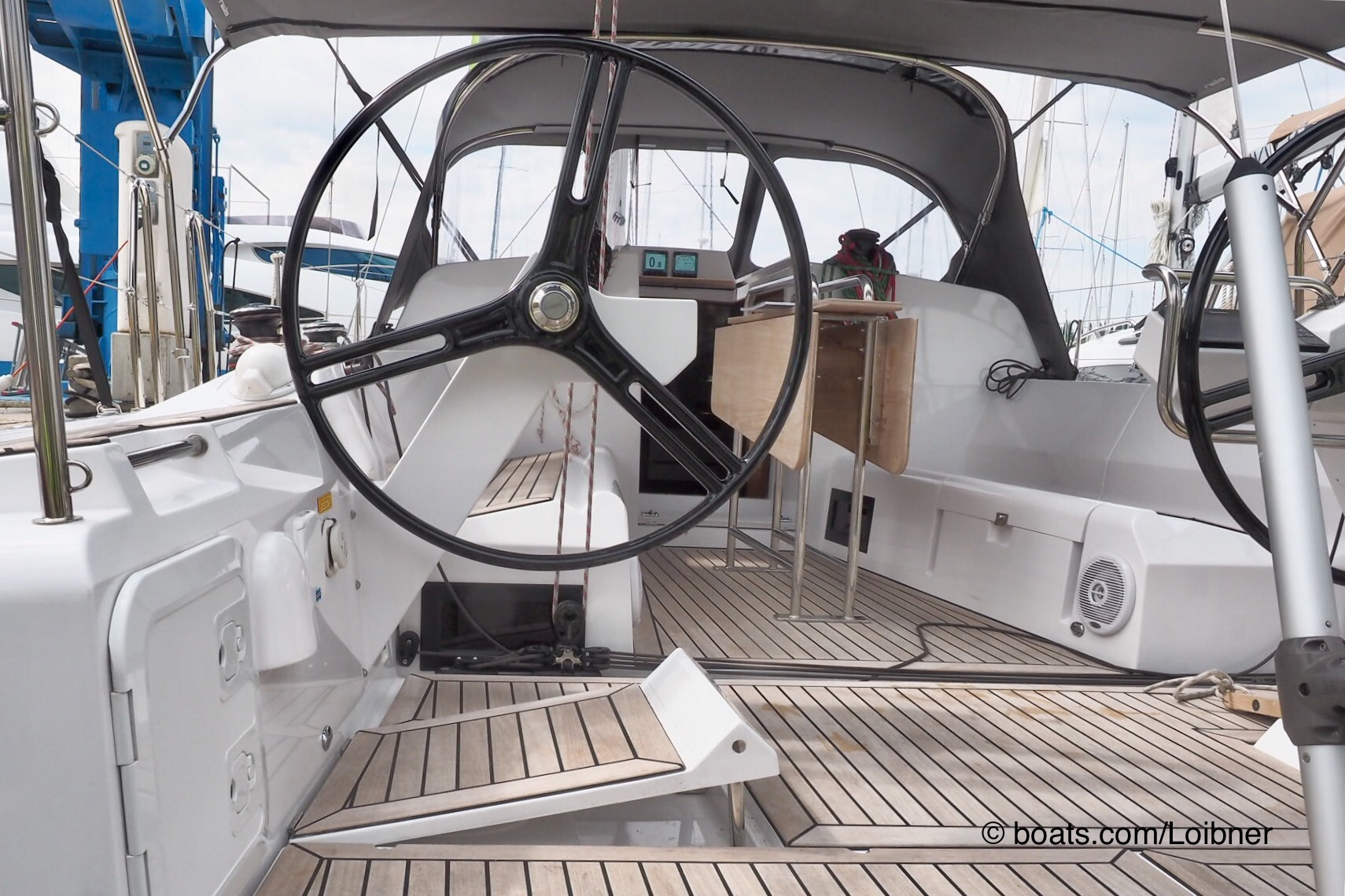 Elan E4 wheel