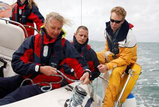 Refresh your boating skills at Southampton Show