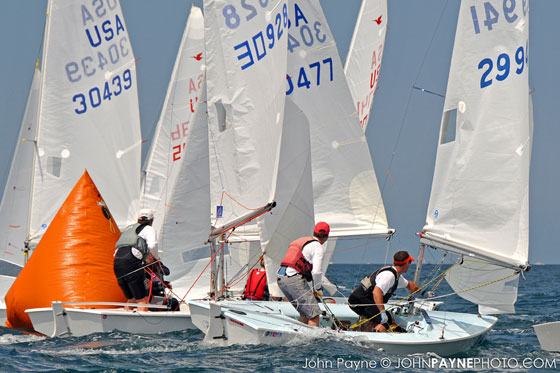 Snipe dinghy: still going strong after 80 years