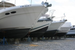How to protect your boat over winter