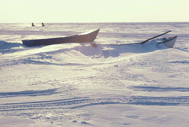 boats in winter – winter clothing