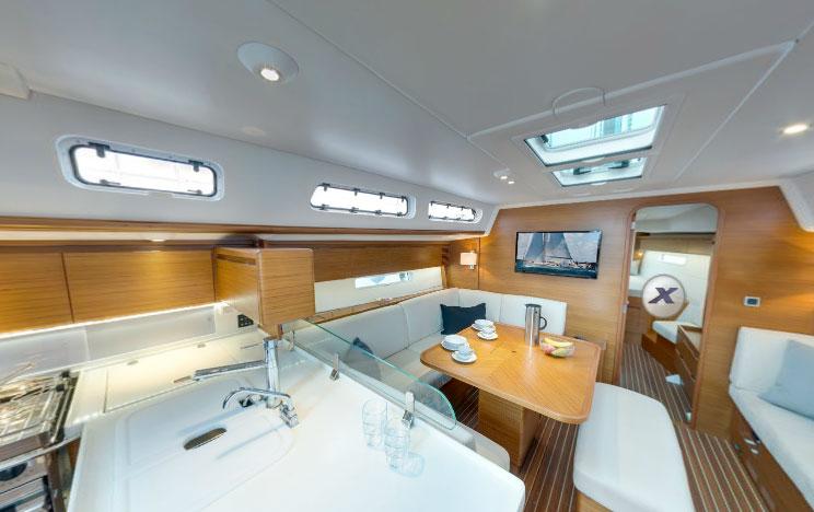 Xc 45 cabin