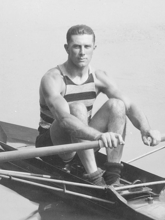 Jack Kelly, Olympic champion rower