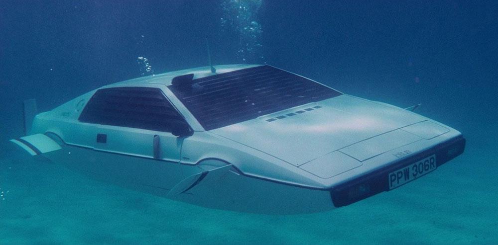 Lotus submarine