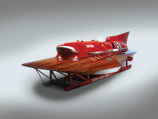 Ferrari's Arno XI Hydroplane.