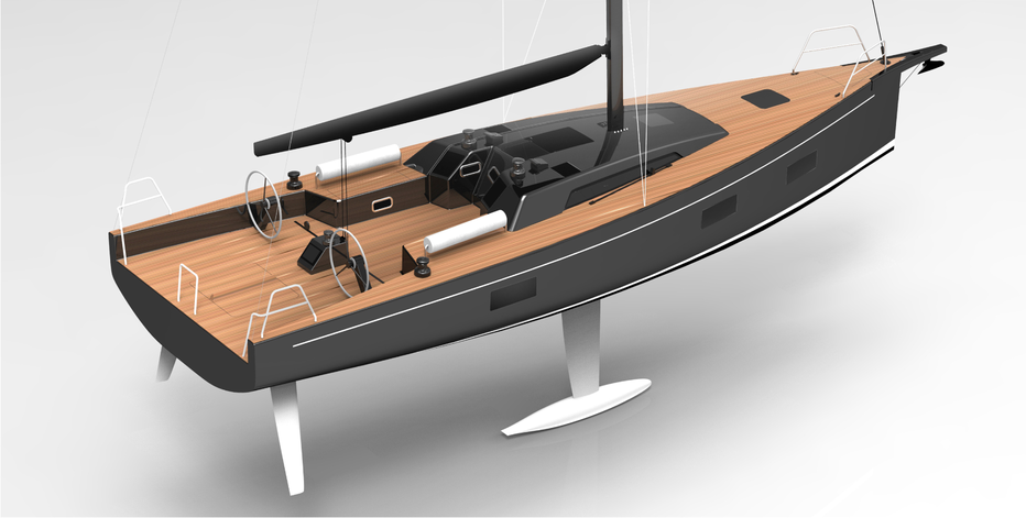 Advanced 44 (A44): Winner of the Special Yachts category