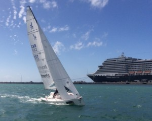 Boats.com J/70 prepares for Key West Race Week