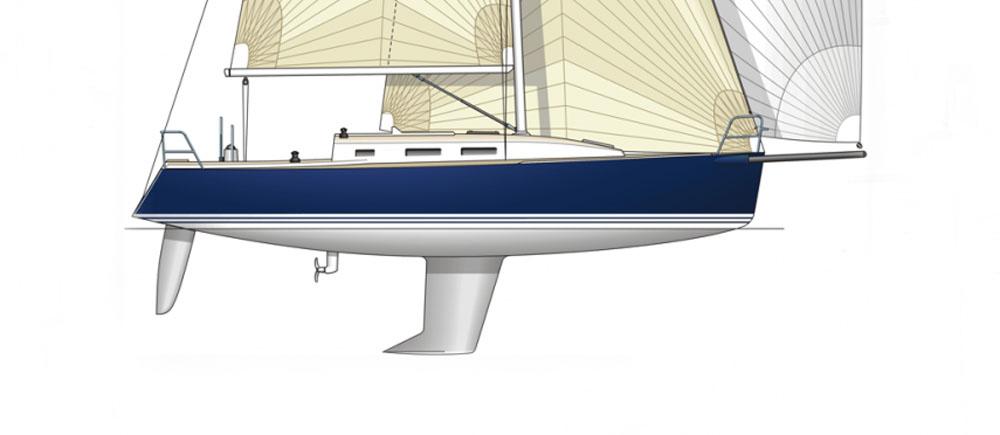 J/109 – short-handed sailing