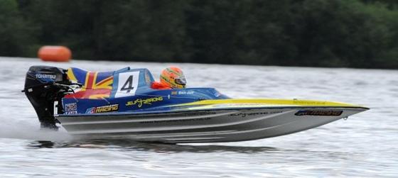 Ben Jelf, aged 12, takes second European title