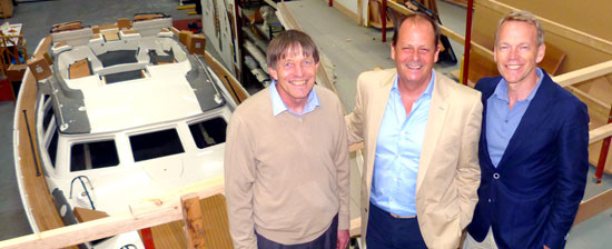 Oyster Group takes over E C Landamore
