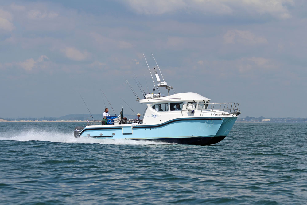 Guide to boat fishing in the UK