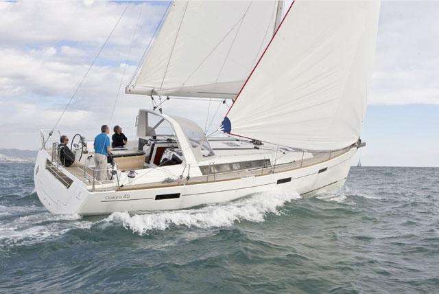 European Yacht of the Year Awards 2012