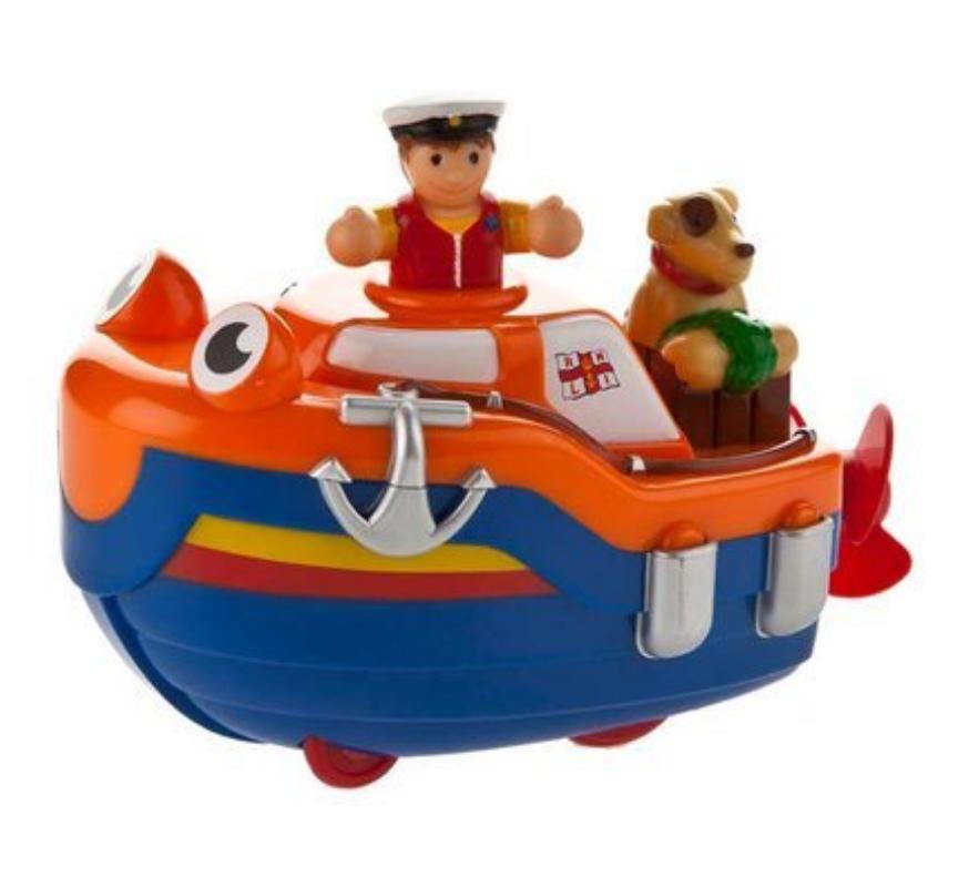 Rescue Boat Bob