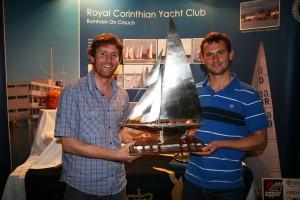 Endeavour Trophy 2014 winners