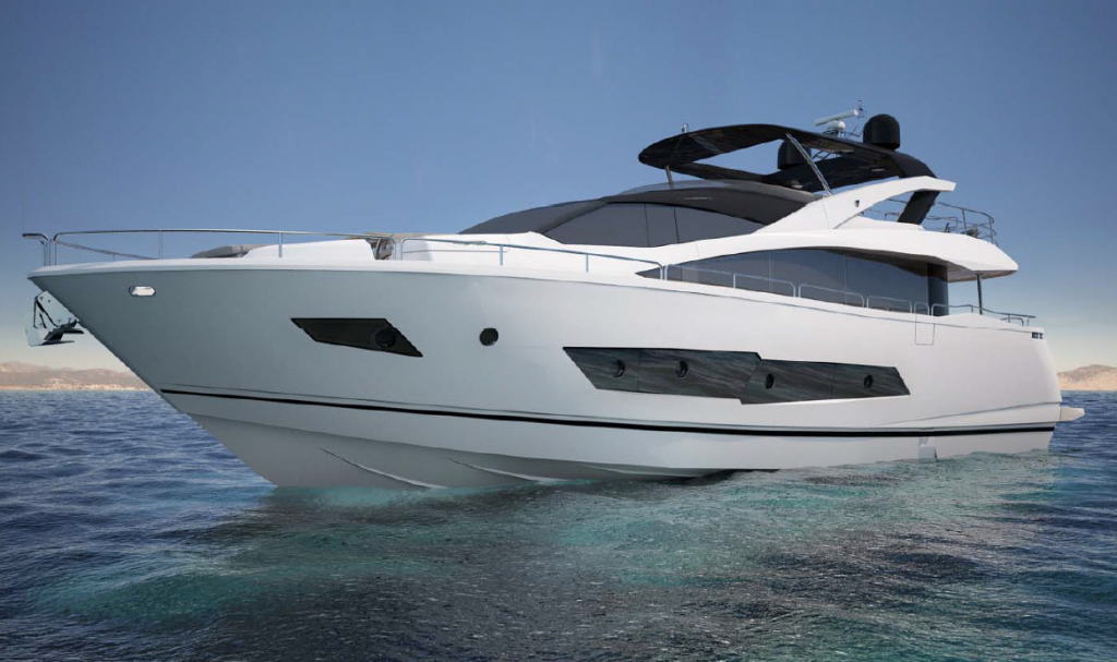 Sunseeker 86 yacht: 10 new powerboats at London Boat Show 2015