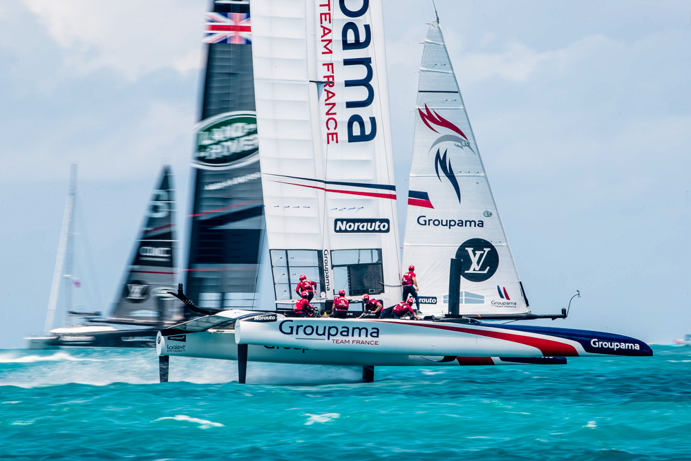 America's Cup 2017 France