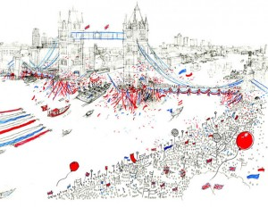 Suzuki to power Sea Cadets in Diamond Jubilee Thames Pageant