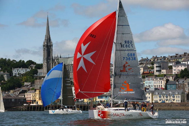 Crosshaven prepares for a strong Cork Week