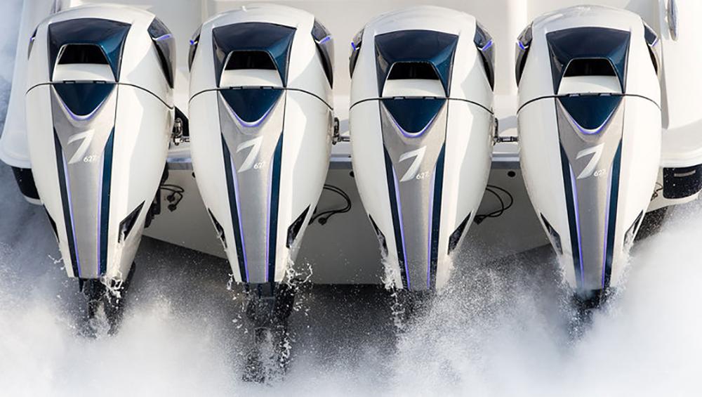 Seven Marine and Volvo Penta