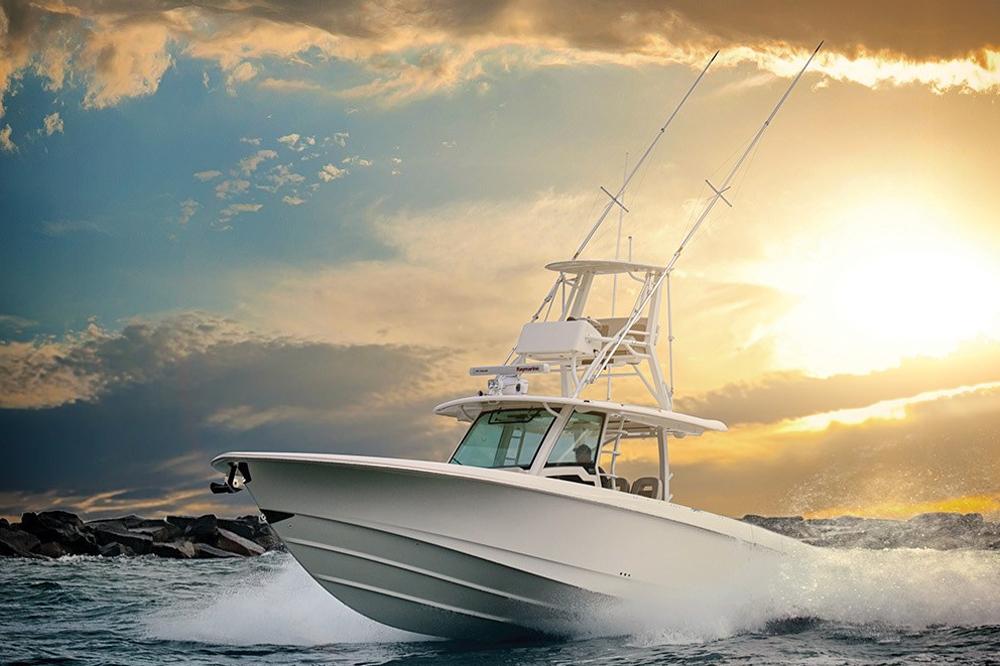 Boston Whaler 380