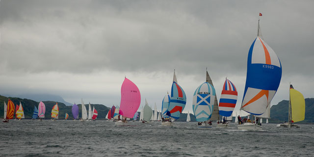 West Highland Week 2012 to include Round Lismore